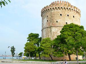 Griekenland vakantiebestemmingen Thessaloniki