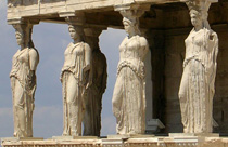 Athene stedentrip de Tempel Athena Nike