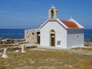 Agios Nikolaos kapel in Chersonissos op Kreta