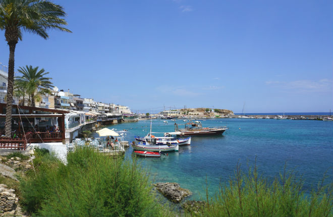 Chersonissos vakantie op Kreta