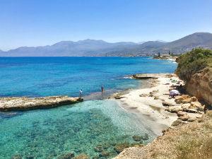 Chersonissos vakantie Sarandaris beach