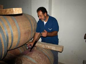 Wijn proeven in Nemea op de Peloponnesos