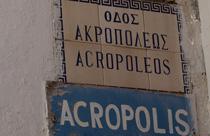 Griekenland informatie griekse taal wegwijzers