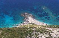 Corfu vakantie Othoni strand