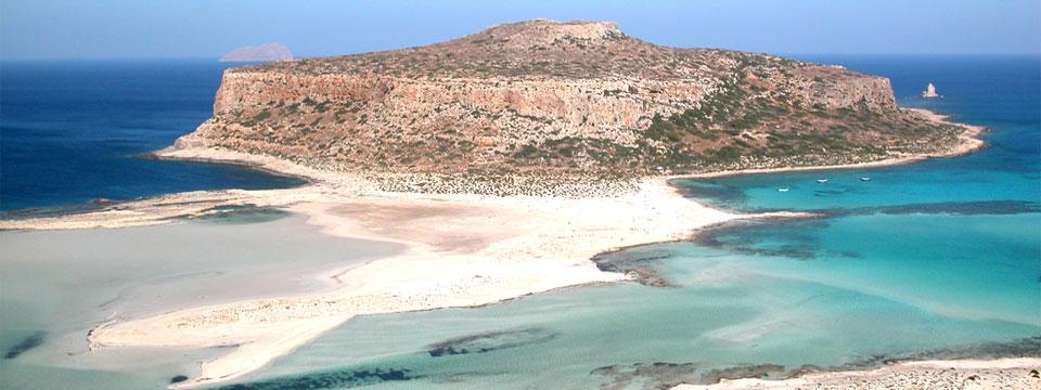 Griekenland vakantie stranden balos beach kreta