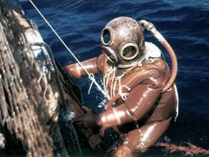 Kalymnos sponzen duiken