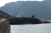 Kos vakantie Agios Stefanos kapel