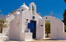 Kreta vakantie Chersonissos kerk museum