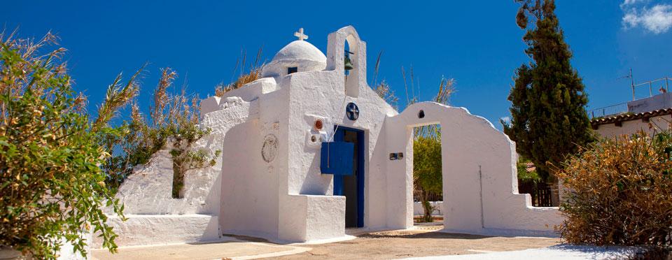Kreta vakantie chersonissos kerk griekenland header.jpg
