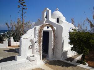 Kreta vakantie Chersonissos lychnostatis museum