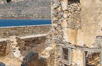 Kreta vakantie Spinalonga lepra eiland