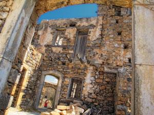 Kreta vakantie Spinalonga huis excursie