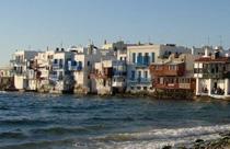 Mykonos vakantie Little Venice