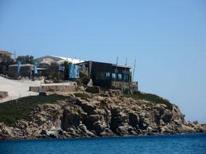De club van Mykonos Cavo Paradiso