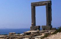 Naxos vakantie Portara Griekenland