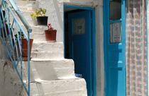 Paros vakantie Naoussa huis