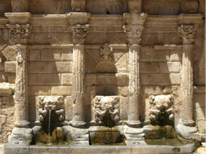 Rimondi fontein in Rethymnon