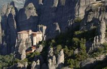 Thessalie vakantie Meteora kloosters Griekenland
