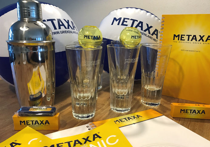 Win een Metaxa prijzenpakket
