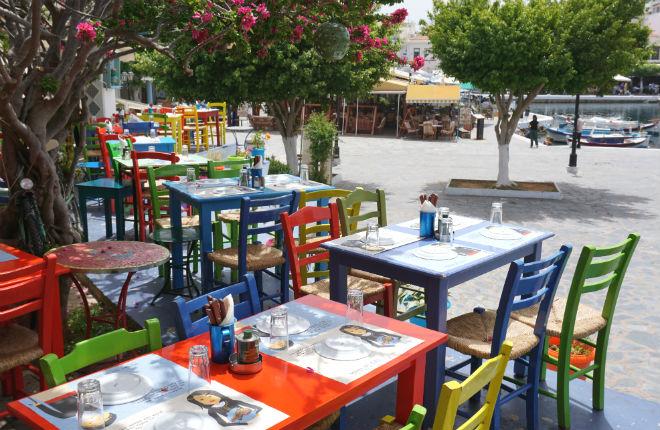 Agios Nikolaos Kreta vakantie