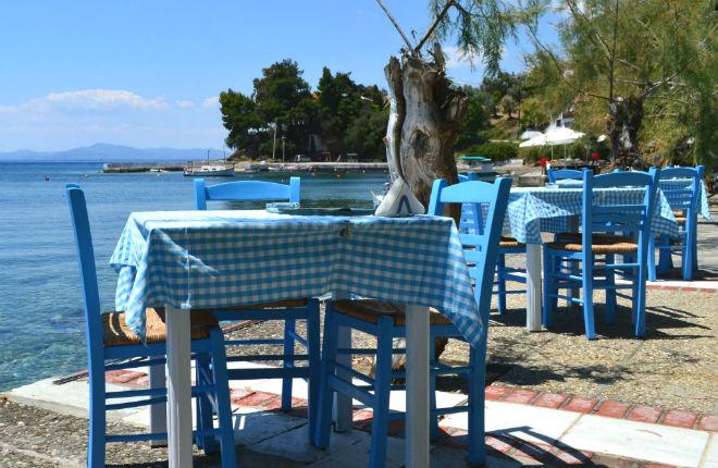 Griekenland vakantiefoto's in albums plaatsen