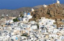 Ios fotos in vakantiefoto album Griekenland