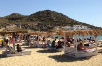 Mylopotas beach op Ios