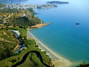 Agios Nikolaos almyros beach Kreta