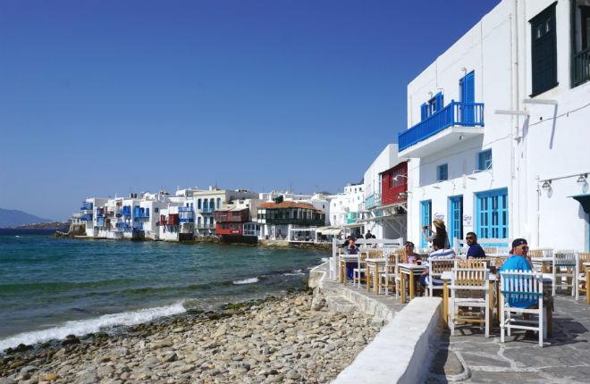 chora mykonos-stad - vakantie en tips - griekenland