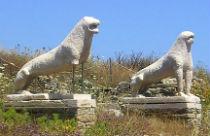Delos de leeuwen Mykonos