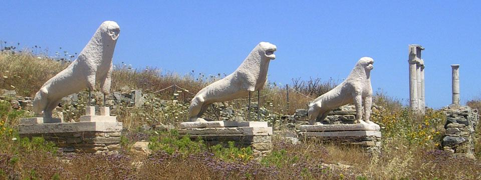 Mykonos vakantie Delos