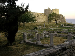 Tempel van Hera op Samos