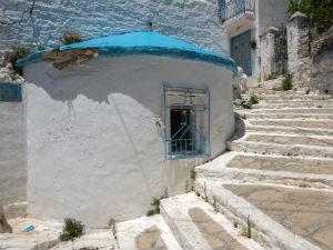 Pythagorion op Samos in Griekenland