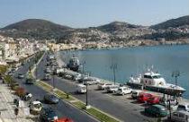 Boulevard Samos stad