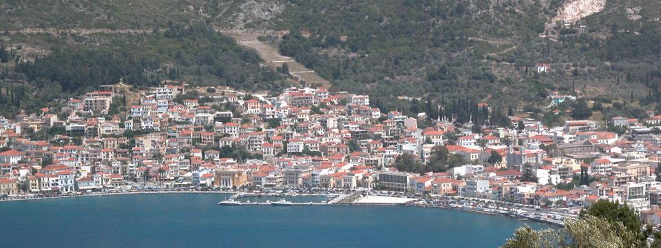 Samos vakantie Vathi SamosStad griekenland header.jpg