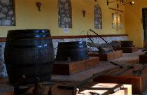Samos wijnmuseum in Samos stad