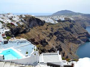 Imerovigli uitzicht Santorini