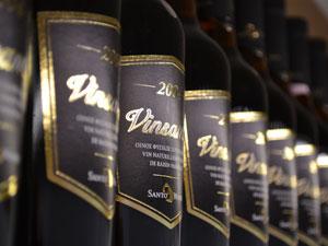 Vinsanto wijn van Santorini