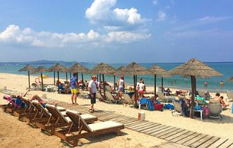 Acharavi Corfu vakantie