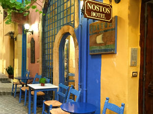 Chania Kreta Nostos boutique hotel