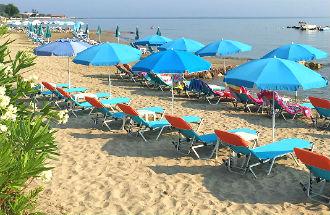 Roda Corfu vakantie in Griekenland