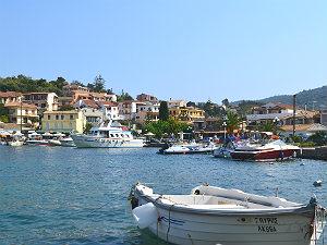 Kassiopi Corfu haven