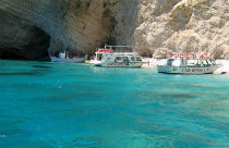 Paradise beach Paleokastritsa