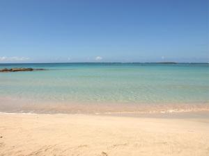 Kreta Elafonisi beach zee en strand