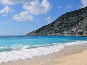 Zeewater in Griekenland