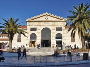 Agora markt in Chania