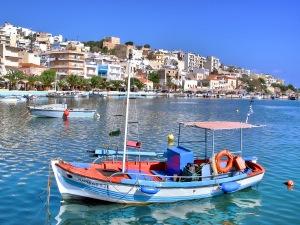 Haven van Sitia op Kreta