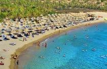 Vai beach op Kreta
