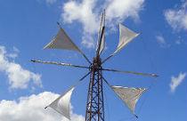 Lassithi plateau windmolen Kreta