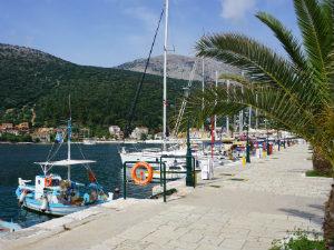 Agia Efimia het haventje op Kefalonia